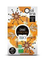 Dayang Oui Tea Chaï Curcuma Bio 20 Infusettes à Pradines
