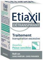 Etiaxil Aisselles Détranspirant Peau Sensibles Roll-on/15ml à Pradines
