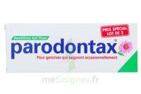 Parodontax Dentifrice Gel Fluor 75ml X2 à Pradines