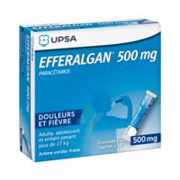 Efferalgan 500 Mg Glé En Sachet Sach/16 à Pradines