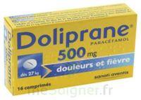 Doliprane 500 Mg Comprimés 2plq/8 (16) à Pradines