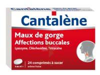 Cantalene, Comprimé à Sucer à Pradines