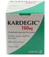 Kardegic 160 Mg, Poudre Pour Solution Buvable En Sachet à Pradines
