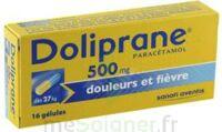 Doliprane 500 Mg Gélules B/16 à Pradines