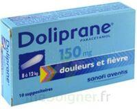 Doliprane 150 Mg Suppositoires 2plq/5 (10) à Pradines