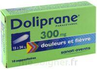 Doliprane 300 Mg Suppositoires 2plq/5 (10) à Pradines