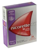 Nicoretteskin 10 Mg/16 H Dispositif Transdermique B/28 à Pradines