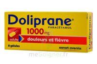 Doliprane 1000 Mg Gélules Plq/8 à Pradines