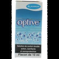 Optive, Fl 10 Ml à Pradines