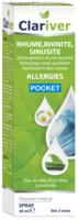 Clariver Spray Nasal Hypertonique Fl/30ml à Pradines