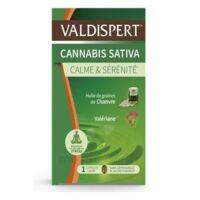 Valdispert Cannabis Sativa Caps Liquide B/24 à Pradines