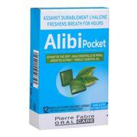 Pierre Fabre Oral Care Alibi Pocket 12 Pastilles à Pradines
