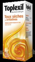 Toplexil 0,33 Mg/ml, Sirop 150ml à Pradines