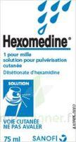 Hexomedine 1 Pour Mille, Solution Pour Pulvérisation Cutanée En Flacon Pressurisé à Pradines