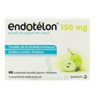 Endotelon 150 Mg, Comprimé Enrobé Gastro-résistant à Pradines