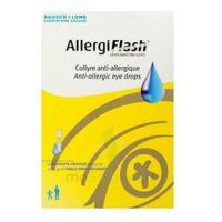 Allergiflash 0,05 %, Collyre En Solution En Récipient Unidose à Pradines