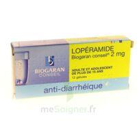 Loperamide Biogaran Conseil 2 Mg, Gélule à Pradines