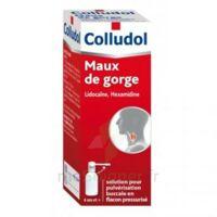 Colludol Solution Pour Pulvérisation Buccale En Flacon Pressurisé Fl/30 Ml + Embout Buccal à Pradines