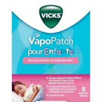 Vicks Vapopatch Enfants à Pradines