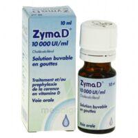 Zymad 10 000 Ui/ml, Solution Buvable En Gouttes à Pradines