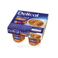 Delical Riz Au Lait Nutriment Caramel Pointe De Sel 4pots/200g à Pradines