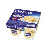 Delical Riz Au Lait Nutriment Vanille 4pots/200g à Pradines