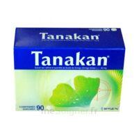 Tanakan 40 Mg, Comprimé Enrobé Pvc/alu/90 à Pradines