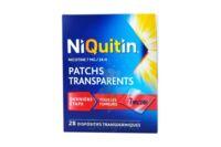 Niquitin 7 Mg/24 Heures, Dispositif Transdermique B/28 à Pradines