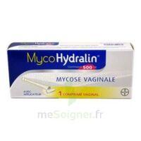 Mycohydralin 500 Mg, Comprimé Vaginal à Pradines