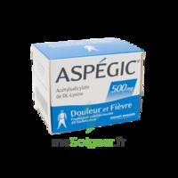Aspegic 500 Mg, Poudre Pour Solution Buvable En Sachet-dose 20 à Pradines