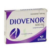 Diovenor 600 Mg, Comprimé Pelliculé à Pradines