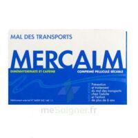 Mercalm, Comprimé Pelliculé Sécable à Pradines