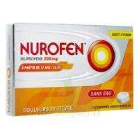 Nurofen 200 Mg, Comprimé Orodispersible à Pradines