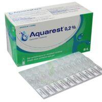 Aquarest 0,2 %, Gel Opthalmique En Récipient Unidose à Pradines