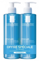 Effaclar Gel Moussant Purifiant 2*400ml à Pradines