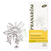 Pranarom Huile Végétale Bio Macadamia 50ml à Pradines