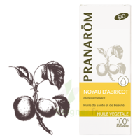Pranarom Huile Végétale Bio Noyau Abricot 50ml à Pradines