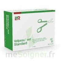 Velpeau Set Standard Set De Pansement Pour Plaies Chroniques Avec Paire De Ciseaux à Pradines