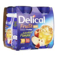 Delical Boisson Fruitee Nutriment Pomme 4bouteilles/200ml à Pradines