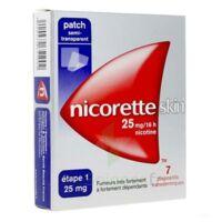 Nicoretteskin 25 Mg/16 H Dispositif Transdermique B/28 à Pradines