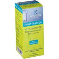 Alfa-amylase Biogaran Conseil 200 U.ceip/ml, Sirop à Pradines