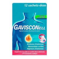 Gavisconell Suspension Buvable Sachet-dose Menthe Sans Sucre 12sach/10ml à Pradines