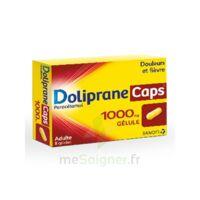 Dolipranecaps 1000 Mg Gélules Plq/8 à Pradines