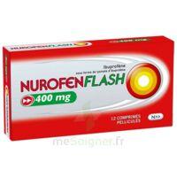 Nurofenflash 400 Mg Comprimés Pelliculés Plq/12 à Pradines