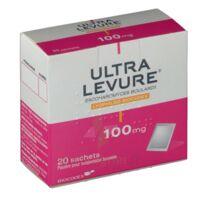 Ultra-levure 100 Mg Poudre Pour Suspension Buvable En Sachet B/20 à Pradines