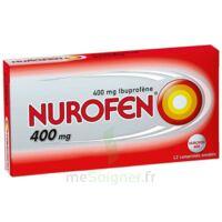 Nurofen 400 Mg Comprimés Enrobés Plq/12 à Pradines