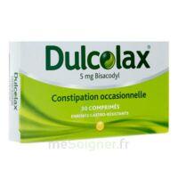 Dulcolax 5 Mg Comprimés Enrobés Gastro-résistants Plq/30 à Pradines