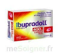 Ibupradoll 400 Mg Caps Molle Plq/10 à Pradines