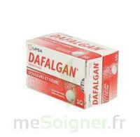 Dafalgan 1000 Mg Comprimés Effervescents B/8 à Pradines