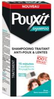 Pouxit Shampoo Shampooing Traitant Antipoux Fl/200ml+peigne à Pradines
